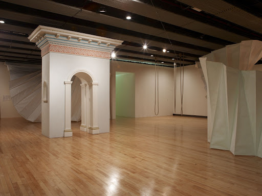 Installation view: MOVE: Choreographing You, Art and Dance Since the 1960s, Hayward Gallery, 2010. Photo: Stephen White