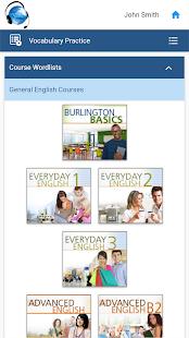 BurlingtonEnglish - náhled