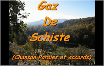 Photo: Chanson Gaz de Schiste Ardèche (mars 2011). http://www.youtube.com/watch?v=v2H3_ry0KAE&feature=player_embedded