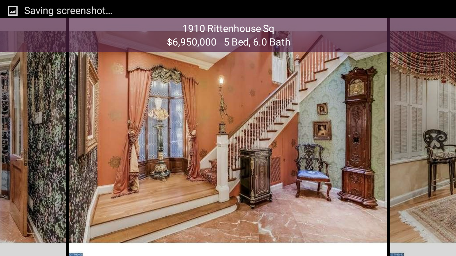 Philadelphia Real Estate- screenshot