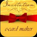 Party Invitation Card Maker icon
