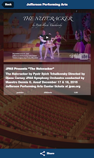 Jefferson Performing Arts - náhled