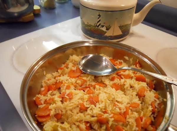 Yoko's Rice Recipe