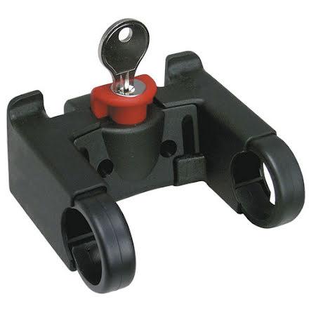 KLICKfix Sykkelstyreadapter Ø22-26mm med lås