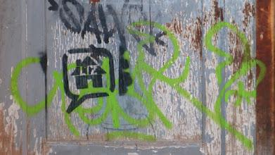 Photo: Stencil; LIZ