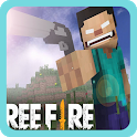 Mod free fire for MCPE icon