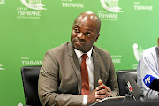 Former Tshwane mayor Solly Msimanga failed to apply his mind when appointing a chief of staff, said the public protector. File photo.