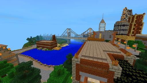 3D Lucky Craft : Crafting House Building Games 5.3.7 Screenshots 2