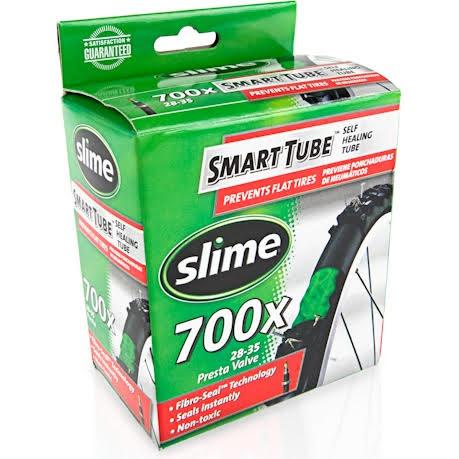 Slime 700c Presta Valve Self-Sealing Tubes