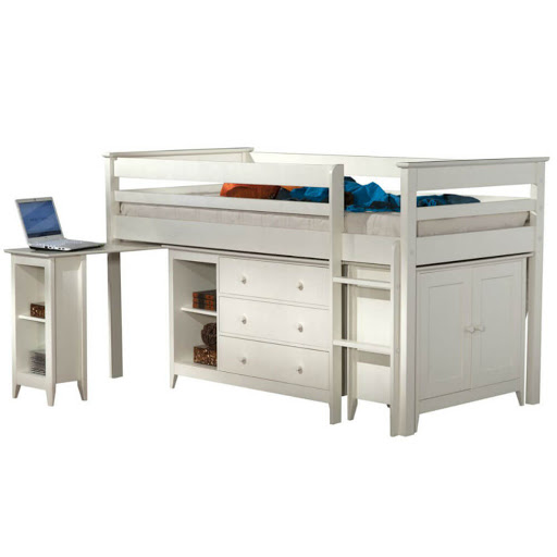 Birlea Cotswold Ivory Midi Sleep Station