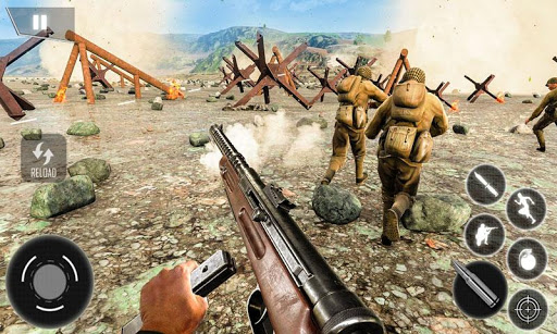 World War II Survival: FPS Shooting Game  screenshots EasyGameCheats.pro 2