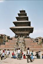 Photo: In Bhaktapur, der 3. Königsstadt