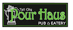 Logo for The Pour Haus