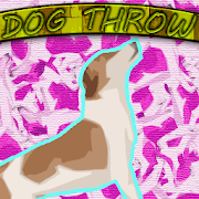 Dog Throw‏