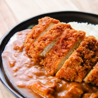 Crispy Chicken Katsu Curry