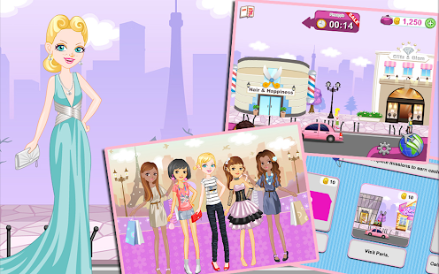 Shopaholic World: Dress Up - screenshot thumbnail