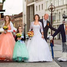 Bryllupsfotograf Nagy Dávid (nagydavid). Foto fra 16.05.2018