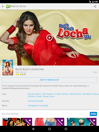 Eros Now: Watch Hindi Movies 3.1.8 screenshot 206315