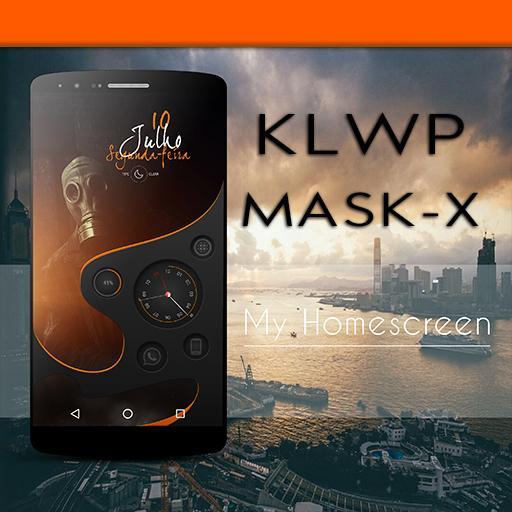 Klwp Mask X