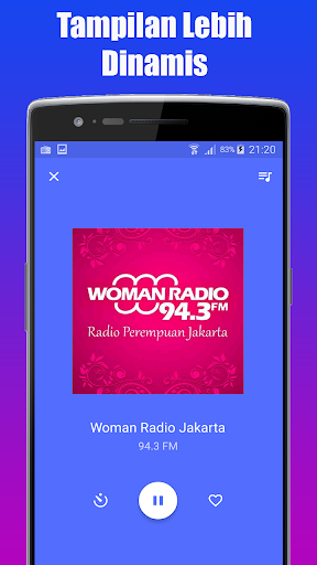 Radio Favorit FM - AM Stereo Indonesia 1.1.1 std-slm-test screenshots 7