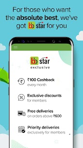 bigbasket – Online Grocery Shopping App Download For Android and iPhone 3