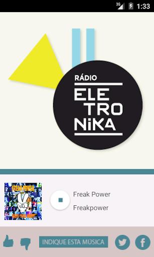 Rádio Eletronika