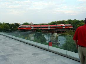 """Photo: The """"O"""" Train"""