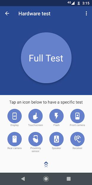 Moto Help (previously Device Help) screenshot 4