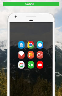 Icon Pack - Oval Screenshot