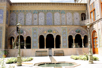 Photo: Day 138 -  Building in Golestan Palace Complex, Tehran