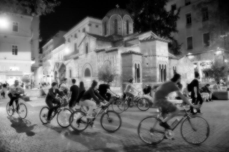 Pedali nella notte di franca111
