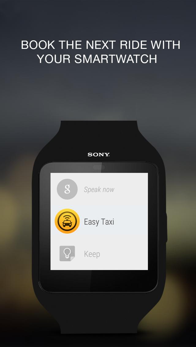 Easy - taxi, car, ridesharing screenshot #7