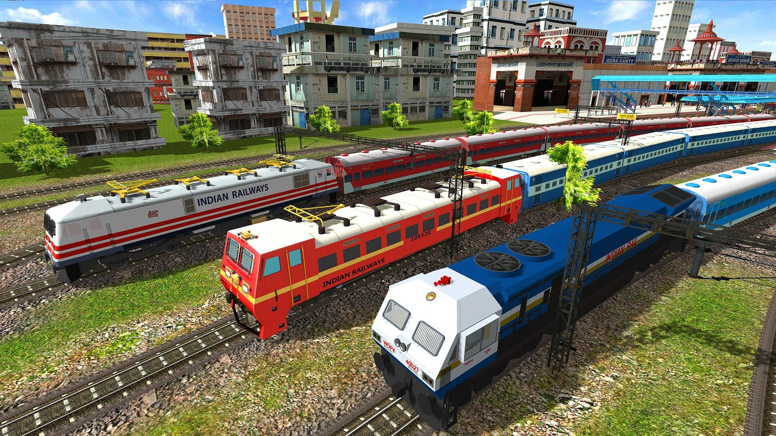 Best Indian Railway Simulation game for android phone