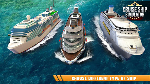 Sea Captain Ship Driving Simulator : Ship Games apktram screenshots 11