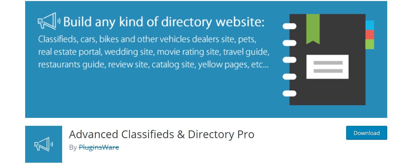 City portal directory