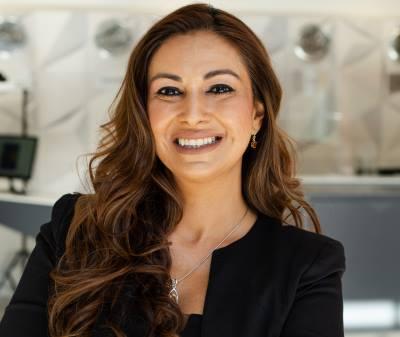 Ramona Adam, GM of HR at NEC XON.