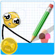 Funny Bob. Draw lines! file APK for Gaming PC/PS3/PS4 Smart TV