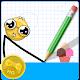 Funny Bob. Draw lines! APK
