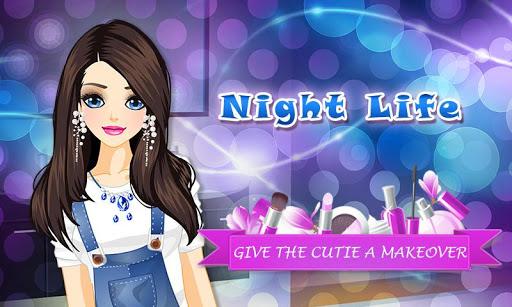 Night Life: Makeup Game