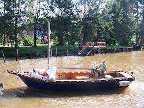 Photo: Nuestro barco