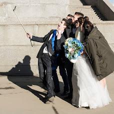 Wedding photographer Nadezhda Isaeva (isaeva). Photo of 08.04.2016