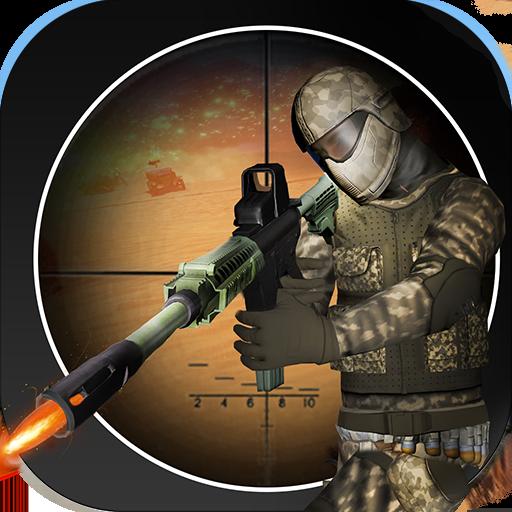 Counter Terrorist American Sniper Fury Black Ops