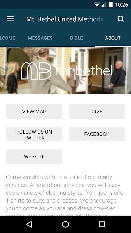 Bethel seznamovací web