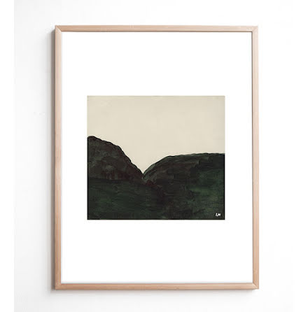The Hill poster 40x50 cm