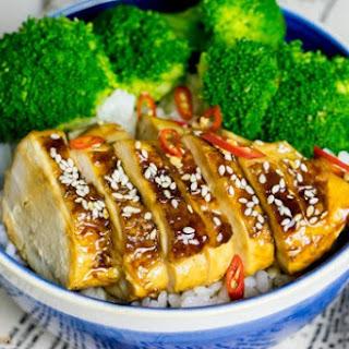 Rice Broccoli Teriyaki Recipes