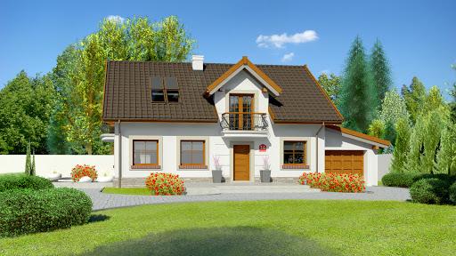 projekt Dom przy Alabastrowej 16