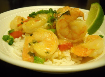 Shrimp Curry Recipe