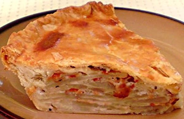 Potato-bacon Torte By Melissa D'arabian Recipe