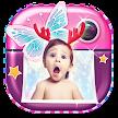 برنامج تركيب الصور اطفال game APK
