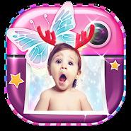 برنامج تركيب الصور اطفال APK icon